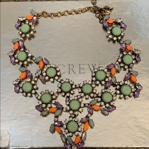 Gorgeous JCREW necklace with adjustable clasp!
